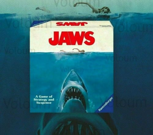 Jaws - The Board Game By Ravensburger